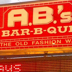 Photo taken at Abs bbq by James G. on 8/21/2012
