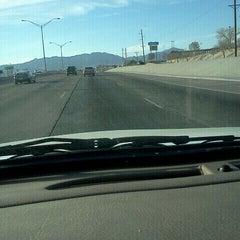 Photo taken at I 10 W by Jenn V. on 2/3/2012