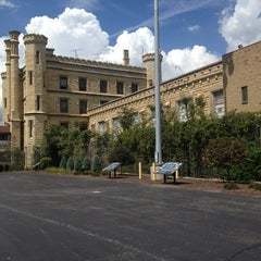 Photo taken at Old Joliet Prison by Doug W. on 8/19/2012