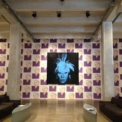 Photo taken at Andy Warhol Museum by Chloe N. on 6/12/2012