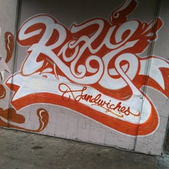 Photo taken at Roxie Food Center by Alexis B. on 4/13/2012