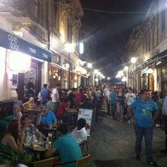 Photo taken at Lipscani by Alex S. on 6/3/2012