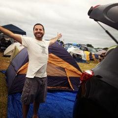 Photo taken at Firefly Music Festival by Steve K. on 7/21/2012