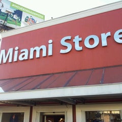 Photo taken at Miami Store by Chaval . on 6/17/2012