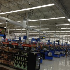 Photo taken at Walmart Supercenter by Dale C. on 8/13/2012