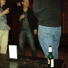 Photo taken at 310 Bowery Bar Room by Ben L. on 4/29/2012