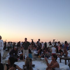 Photo taken at Singita Miracle Beach by Grazia D. on 6/16/2012