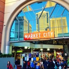 Photo taken at Market City by Johar R. on 7/14/2012