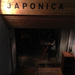 Photo taken at Cafe & Bar JAPONICA by Marico H. on 6/1/2012