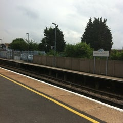 Photo taken at Rainham Railway Station (RAI) by Daniel S. on 6/21/2012