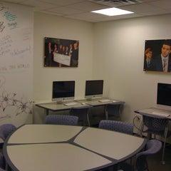 Photo taken at Entrepreneurship Lab by Nikhil K. on 8/29/2012