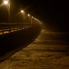 Photo taken at Imperial Beach Pier by Michael S. on 2/10/2012