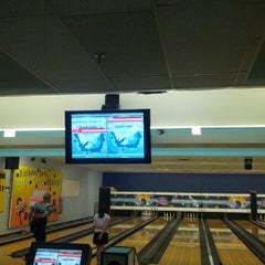 Photo taken at NEB's Fun World (North End Bowl) by Kevin M. on 8/12/2012