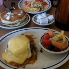 Photo taken at IHOP by Peggy F. on 4/7/2012