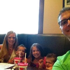 Photo taken at Vitale's Pizzeria & Lounge by Bennett on 7/29/2012