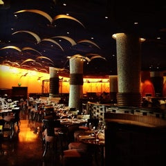 Photo taken at Jiko - The Cooking Place by Greg P. on 2/13/2012