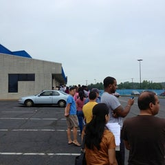 Photo taken at NJ Motor Vehicle Commission by Dennis S. on 7/28/2012