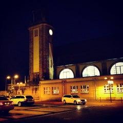 Photo taken at Hagen Hauptbahnhof by avtoportret on 6/2/2012