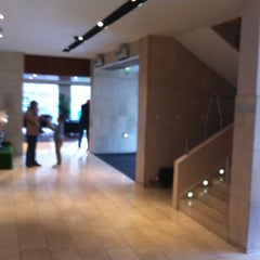 Photo taken at Apex City Hotel by Hugh D. on 4/12/2012