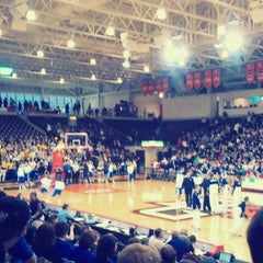 Photo taken at Stroh Center by Diana C. on 3/10/2012