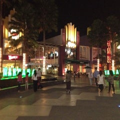 Photo taken at Surabaya Town Square (SUTOS) by Donni S. on 8/19/2012