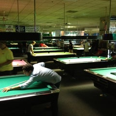 Photo taken at Hi-Tech Billiards by Greg D. on 6/2/2012