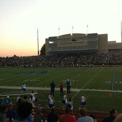 Photo taken at Yager Stadium by Josh J. on 8/31/2012