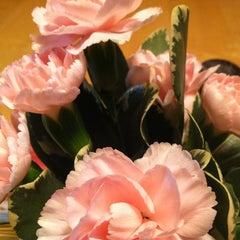 Photo taken at Alpenrose Restaurant & Cafe by MaryJo V. on 3/13/2012