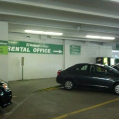 Photo taken at National Car Rental by Chris D. on 5/10/2012