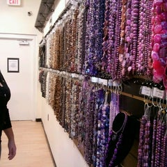 Photo taken at Potomac Bead Company by Katie C. on 3/11/2012