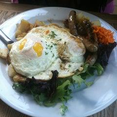 Photo taken at Gaumenkitzel Restaurant by Ira S. on 6/5/2012