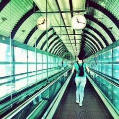 Photo taken at Terminal 1 by David A. on 9/1/2012