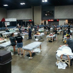 Photo taken at Kentucky International Convention Center by Lee T. on 8/27/2012