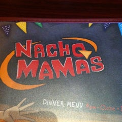 Photo taken at Nacho Mama's Mexican Grill by Nae T. on 2/19/2012
