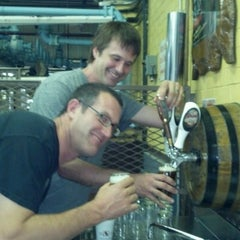 Photo taken at Straub Brewery by Jennifer T. on 9/8/2012