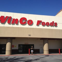 Photo taken at WinCo Foods by Catherine M. on 7/1/2012