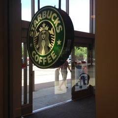 Photo taken at Starbucks by Iyetade O. on 5/19/2012