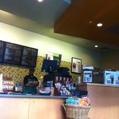Photo taken at Starbucks by Mike B. on 3/7/2012