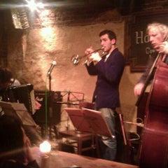 Photo taken at Hot Club de Gand by Sander V. on 4/2/2012