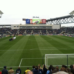 Photo taken at PPL Park by Kevin C. on 3/31/2012