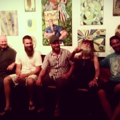 Photo taken at Inside Out Gallery by Chrystall F. on 7/31/2012