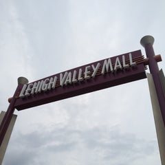 Photo taken at Lehigh Valley Mall by Craig D. on 9/8/2012