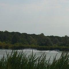 Photo taken at KLI waterski school by Andreea on 8/13/2012