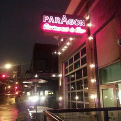 Photo taken at Paragon by Mark V. on 3/15/2012