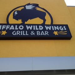 Photo taken at Buffalo Wild Wings by Jamie F. on 4/14/2012