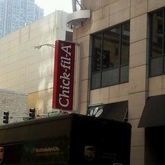 Photo taken at Chick-fil-A by Jenean T. on 8/30/2012