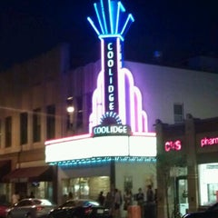 Photo taken at Coolidge Corner Theatre by Jake S. on 6/12/2012