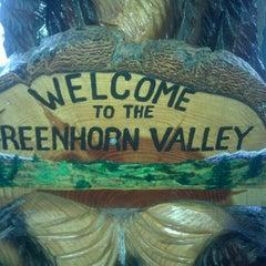 Photo taken at Cuerno Verde / Colorado City Rest Area by DARIO   Daryl A. on 6/11/2012
