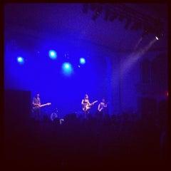 Photo taken at Aladdin Theater by Ricky E. on 5/22/2012