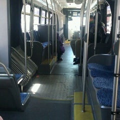 Photo taken at MTA Bus - E 125 St & Lexington Av (Bx15/M35/M60-SBS/M98/M100/M101) by Dante R. on 2/26/2012